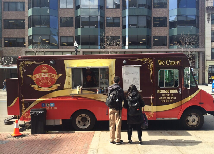 Roaming In The Streets Of BOSTON Indulge India Food Truck Is A Destination For Foodies And Savvy Diners With An Appreciation Sophisticated
